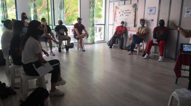 Training Event in Malaga